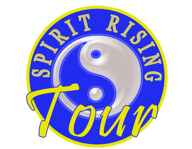 Sprit Rising Tour Logo