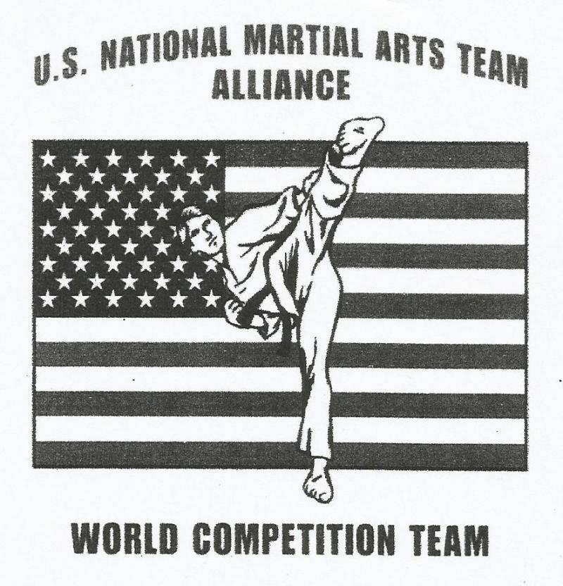 U.S. National Martial Arts Team Logo